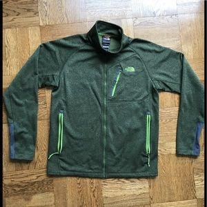 North Face full-zip jacket
